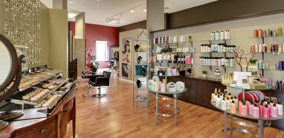 We carry a large selection of hair care and beauty products at our Salon in Paso Robles